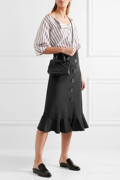 97a3e735ba73f Sun mini mini leather tote