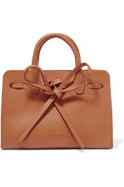 Mansur Gavriel Sun mini mini leather tote