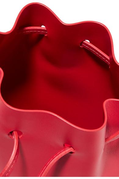 Mansur Gavriel Mini mini Beuteltasche aus Leder Anzuzeigen Günstigen Preis Günstig Kaufen Gefälschte Spielraum 2018 Neueste Online-Shopping-Original Billig Offiziellen 6XmQidrnRu