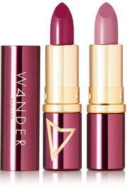 Wander Beauty Wanderout Dual Lipstick - Exhibitionist/ BTS