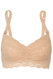 Cosabella Never Say Never Mommie stretch-lace nursing bra