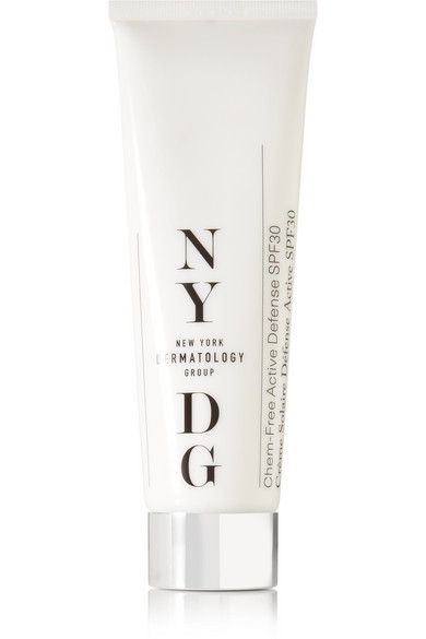 NYDG Skincare - Chem-free Active Defense Spf30, 120ml - Colorless