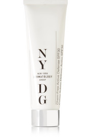 NYDG Skincare Chem-Free Active Defense SPF30, 120ml