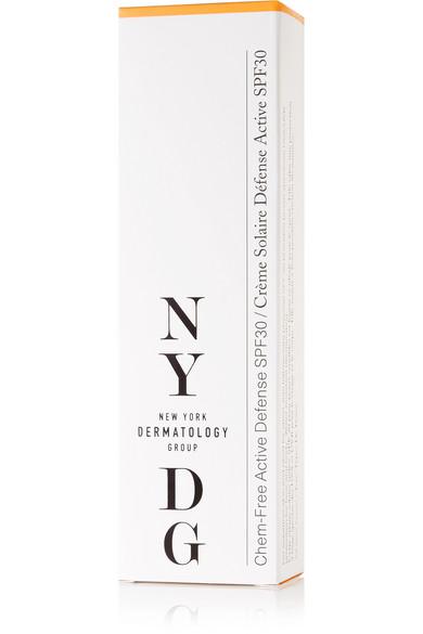 Image result for NYDG Skincare Chem-free SPF 30