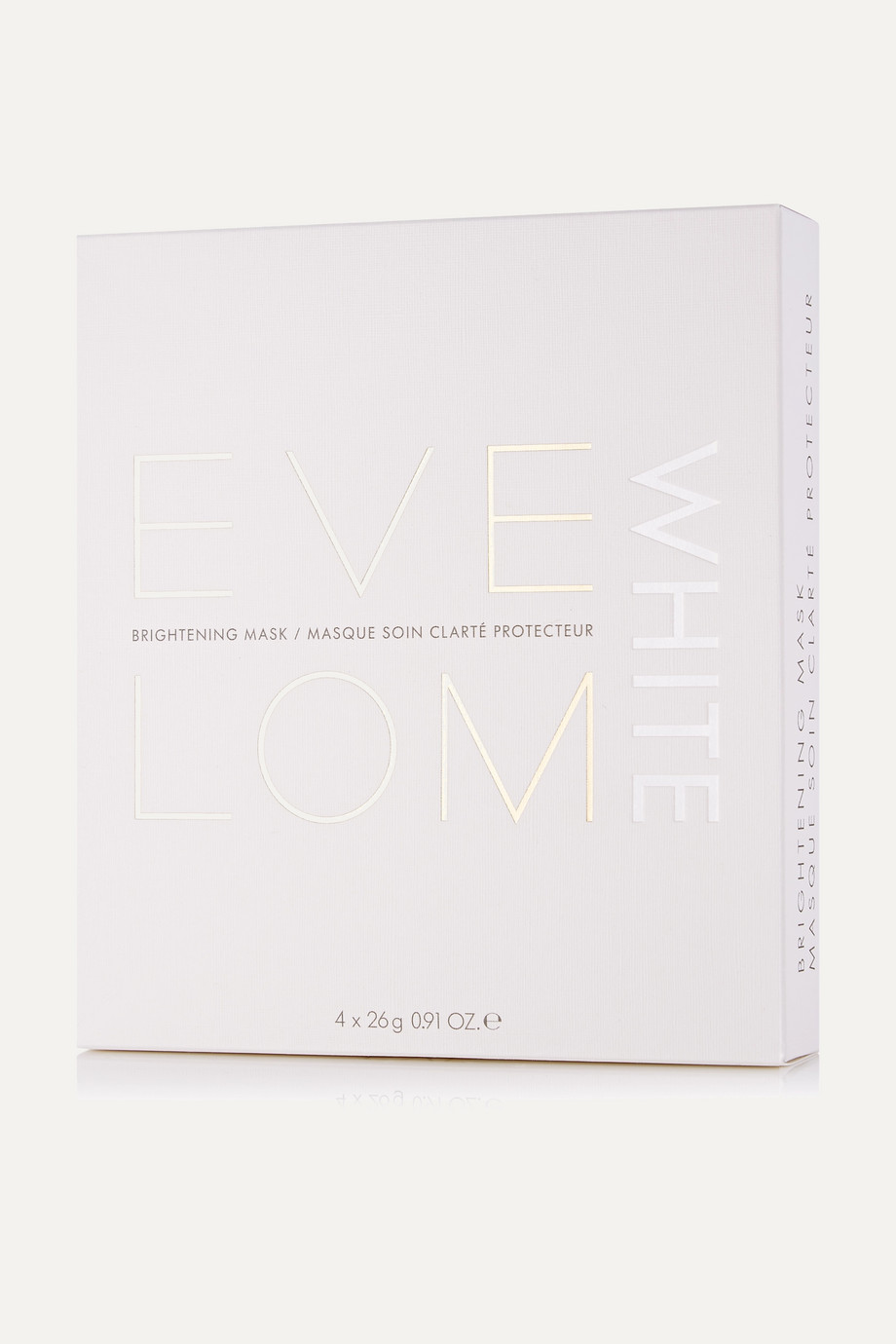 Eve Lom Brightening Mask, 4 x 26 g – Gesichtsmasken