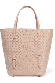 Alaïa Arabesque studded leather tote