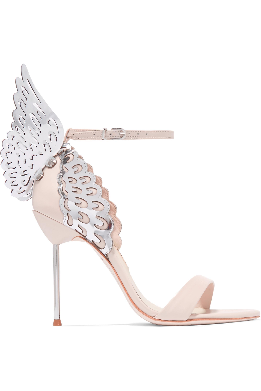 Sophia Webster Evangeline leather sandals