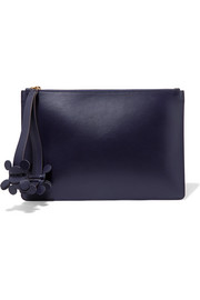 Anya Hindmarch Circulus Georgiana leather pouch