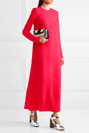 Marni Ryon crepe maxi dress
