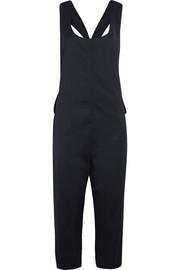 DKNY Stretch-crepe jumpsuit