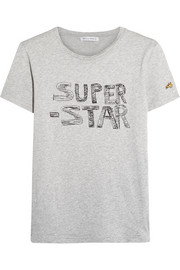 Super Star printed cotton-jersey T-shirt