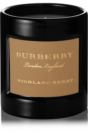 Highland Berry scented candle, 240g