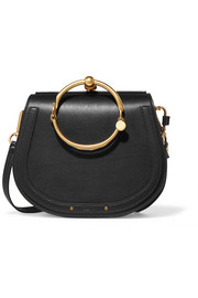 Chloé Nile Bracelet small leather shoulder bag