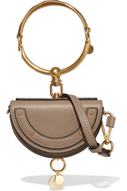 Chloé Nile mini leather shoulder bag