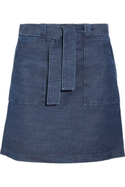 Nairobi denim mini skirt