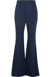 Sonia Rykiel Cotton-twill wide-leg pants