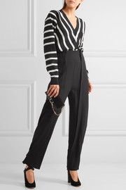 Chloé Striped cotton sweater