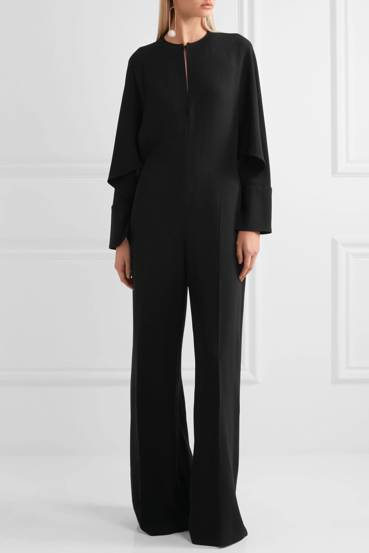Stella McCartney Victoria stretch-cady jumpsuit