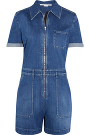Stella McCartney Denim playsuit