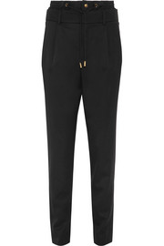 Saint Laurent Wool straight-leg pants