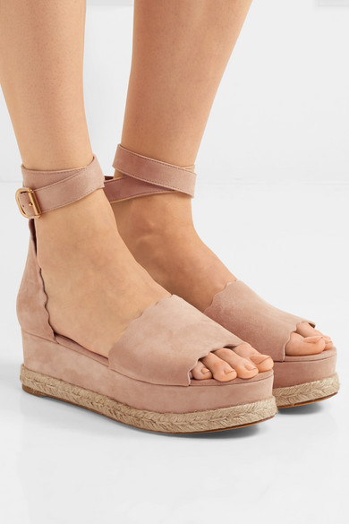clearance enjoy Chloé platform sandals cheap sale classic skbqf8uAD