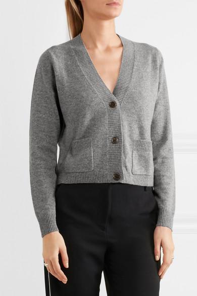 Allude | Cropped cashmere cardigan | NET-A-PORTER.COM