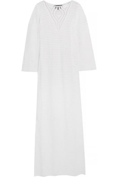 Vanessa Seward - Dombasle Crocheted Cotton Dress - White