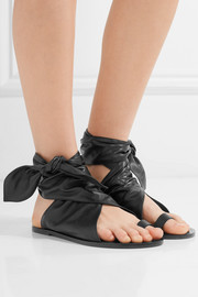 Isabel Marant Maheo leather sandals