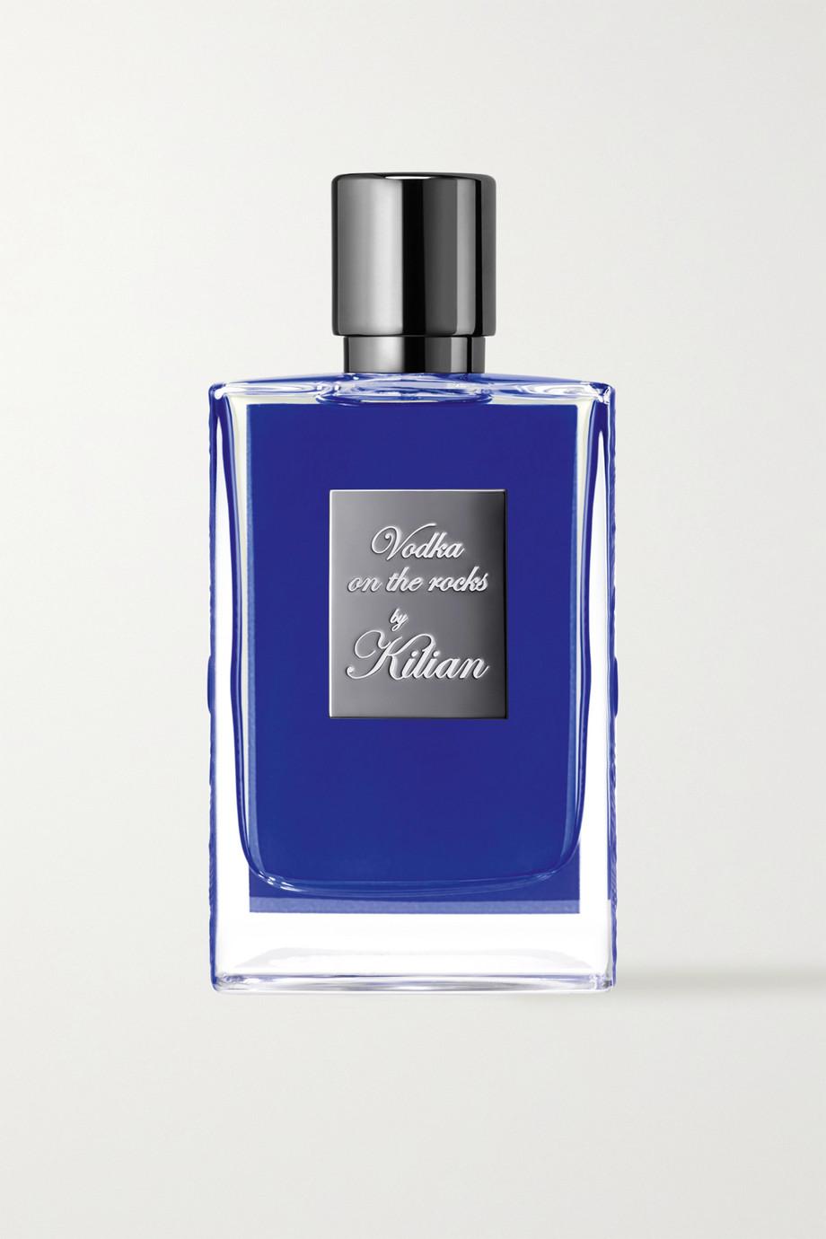 Kilian Vodka on the Rocks –  Rhabarber, Maiglöckchen & Sandelholz, 50 ml – Eau de Parfum