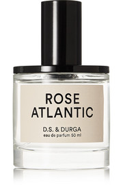 Rose Atlantic Eau de Parfum - Bergamot, Petals & Lemon Oil, 50ml