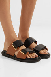 Marni Leather slides