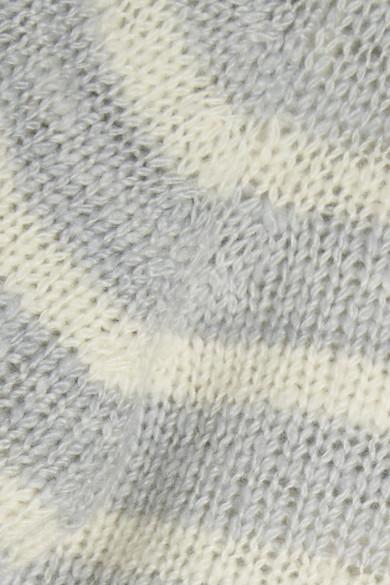 Günstig Kaufen Billig Zuverlässig Günstiger Preis The Elder Statesman Picasso gestreifter Kaschmirpullover Am Besten Zu Verkaufen Zum Verkauf Online-Shop xwCpiEpNHo