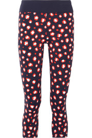 Spry Bengal printed stretch-Tactel leggings