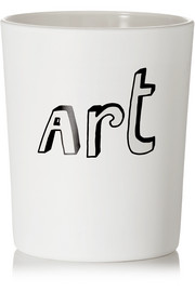 Art scented candle, 190g