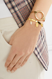 Isabel Marant Gold-plated cuff