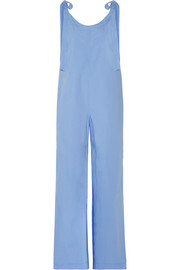 Paul & Joe Cotton-blend poplin jumpsuit