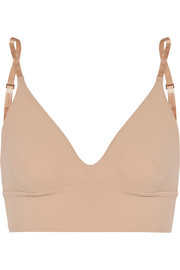 Commando Henna stretch soft-cup bra