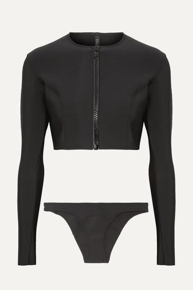 Lisa Marie Fernandez Farrah bondierter Bikini