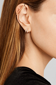 Repossi Staple 18-karat rose gold ear cuff