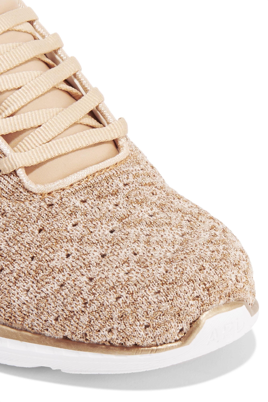APL Athletic Propulsion Labs TechLoom Phantom 3D mesh sneakers
