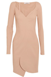 Givenchy Stretch-cady mini dress