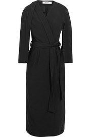Chalayan Belted crepe dress