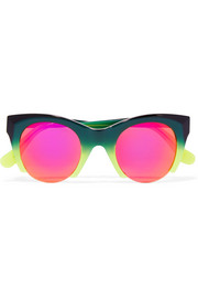Fhloston Paradise 1 cat-eye acetate sunglasses