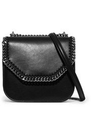 The Falabella Box mini faux leather shoulder bag