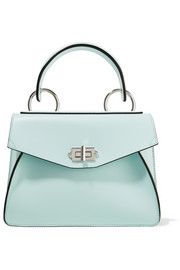 Hava small leather tote