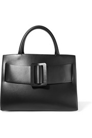 Boyy Bobby large buckled leather tote