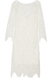 Rime Arodaky Parati guipure lace dress