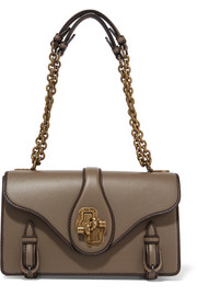 Bottega Veneta The City Knot leather shoulder bag