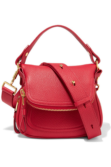 190467c171c5 TOM FORD. Jennifer mini textured-leather shoulder bag