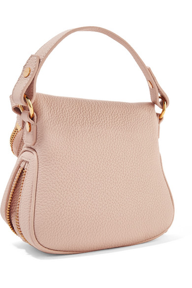 71f5f08dce60 Jennifer mini textured-leather shoulder bag